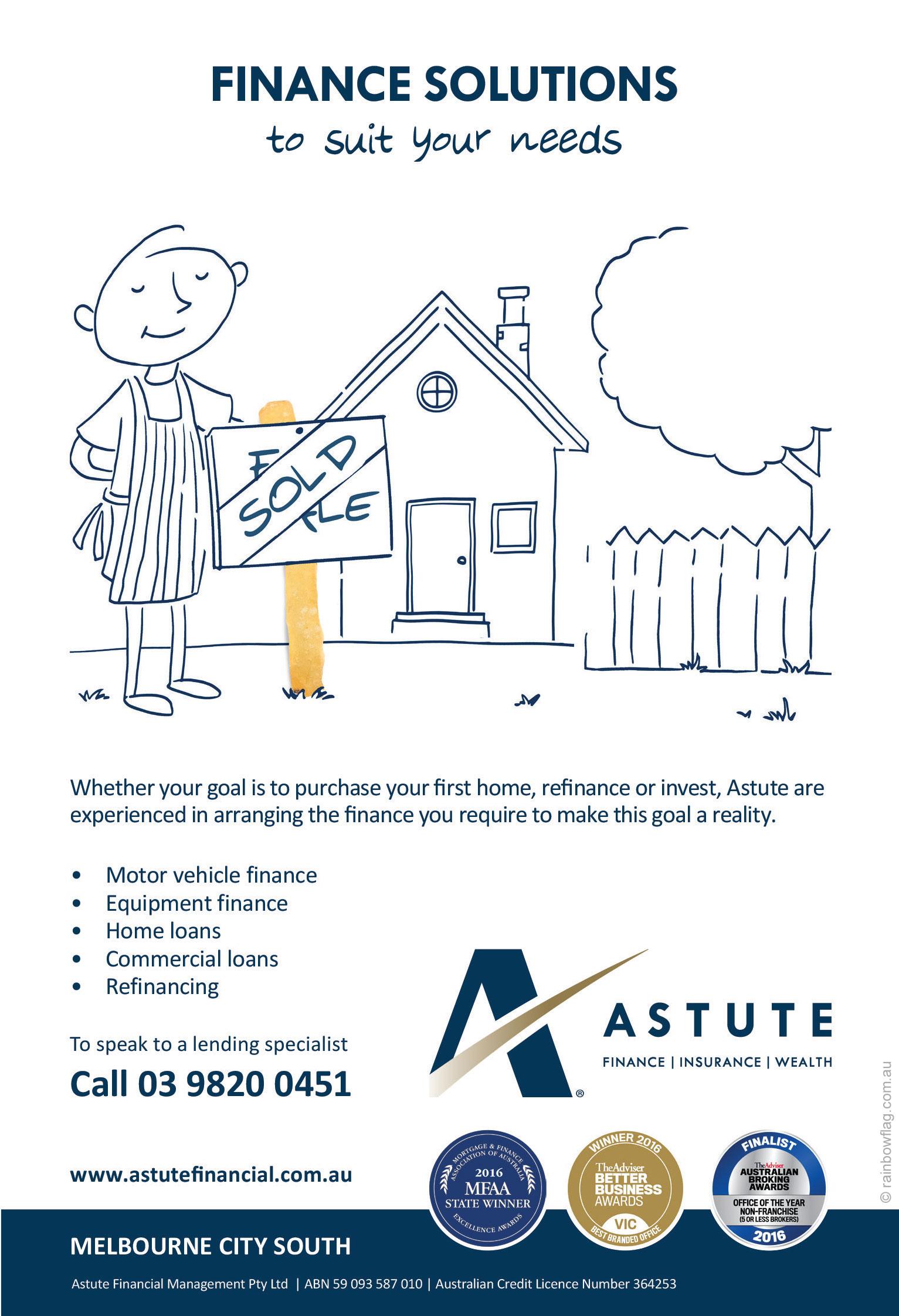 Astute Finance