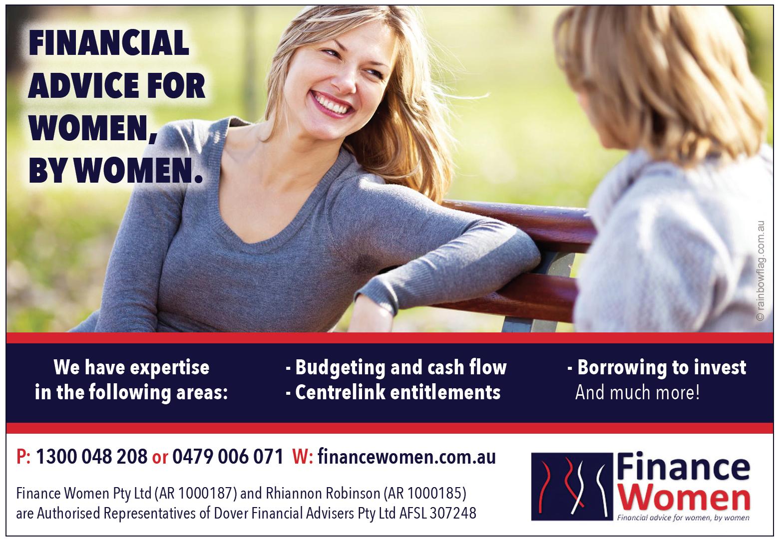 Finance Women
