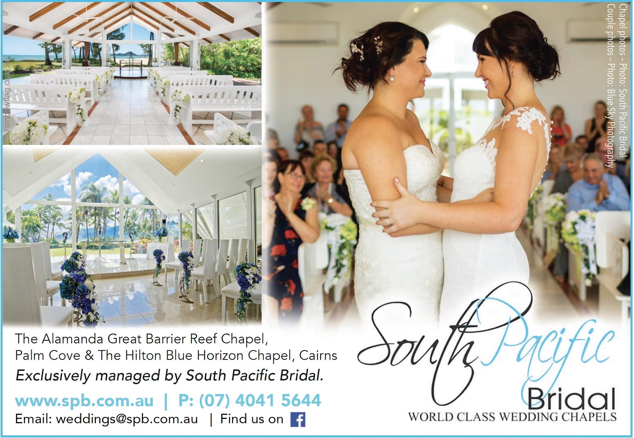 South Pacific Bridal