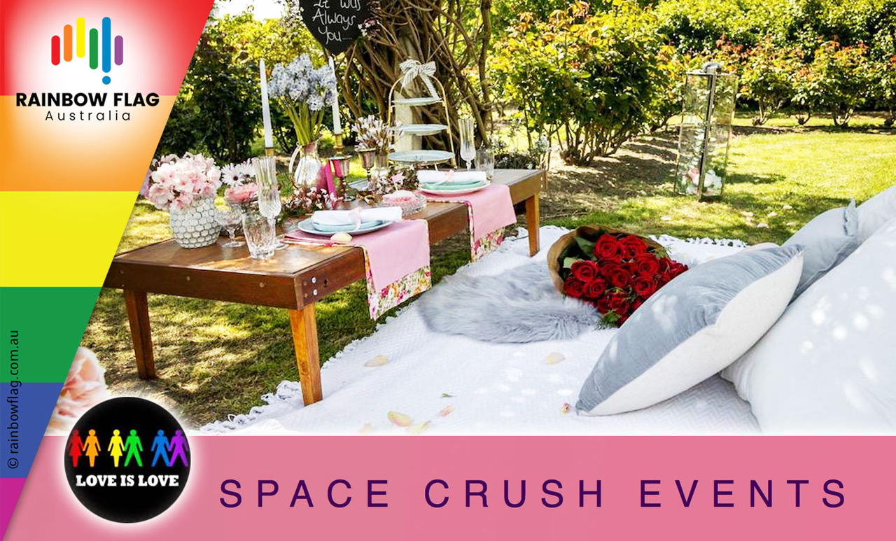 Space Crush Events Marriage Proposals